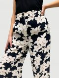 Pantalone Emme - blu notte - 1