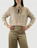 Camicia manica lunga Matilde - avorio - 0