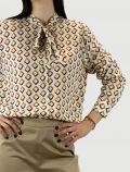 Camicia manica lunga Matilde - avorio - 1