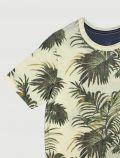 T-shirt manica corta Jack & Jones - perla - 1