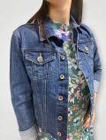 Giubbino in jeans Almanegra - jeans - 1