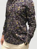 Camicia manica lunga casual Impure - 2
