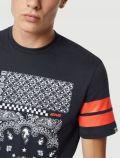 T-shirt manica corta - navy - 1