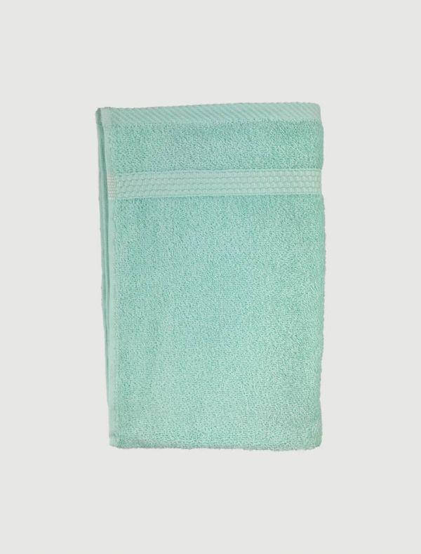 Asciugamano piccolo Alans - verdino