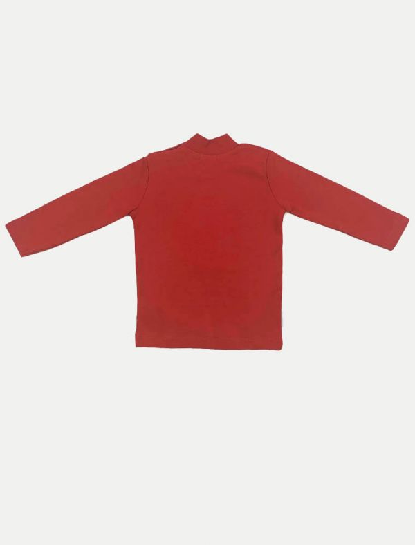 Lupetto Melby - rosso