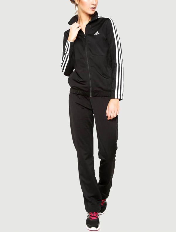 Tuta ginnica Adidas - black