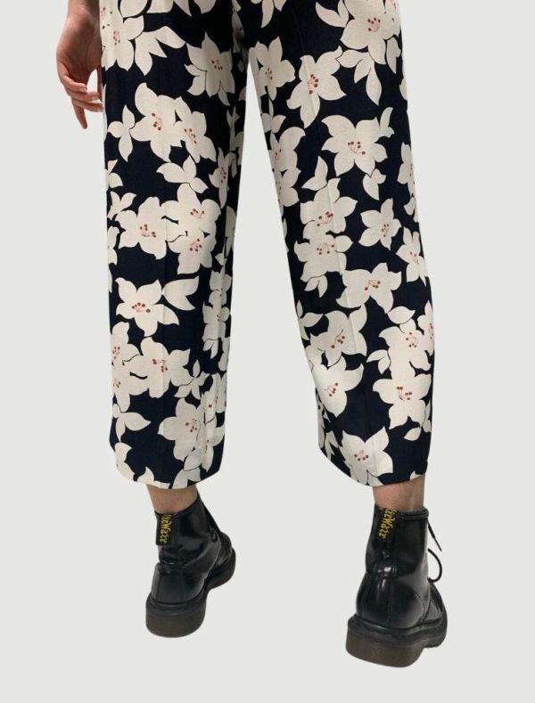 Pantalone Emme - blu notte