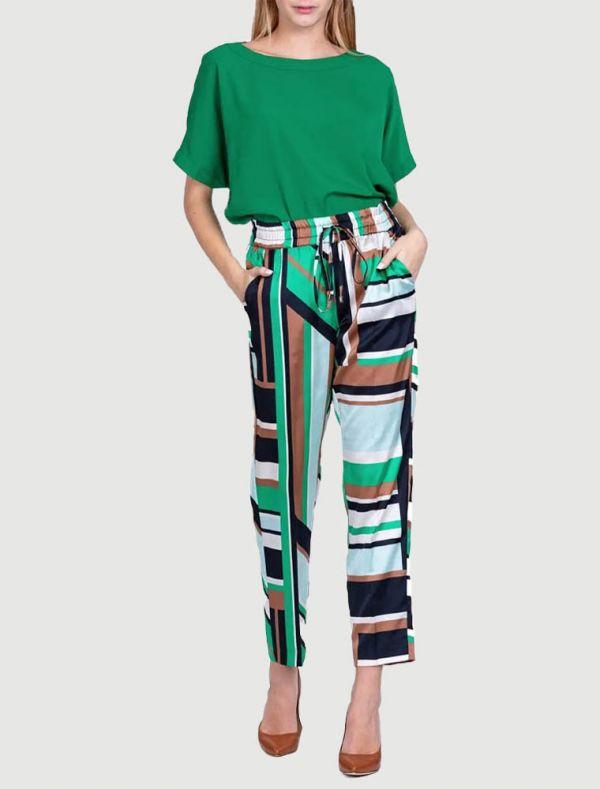 Pantalone Emme - verde