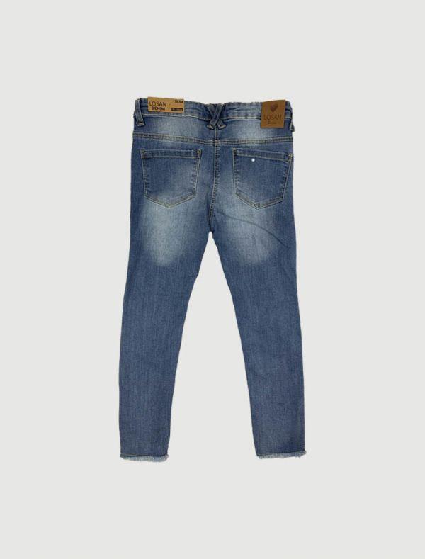 Pantalone jeans Losan - denim