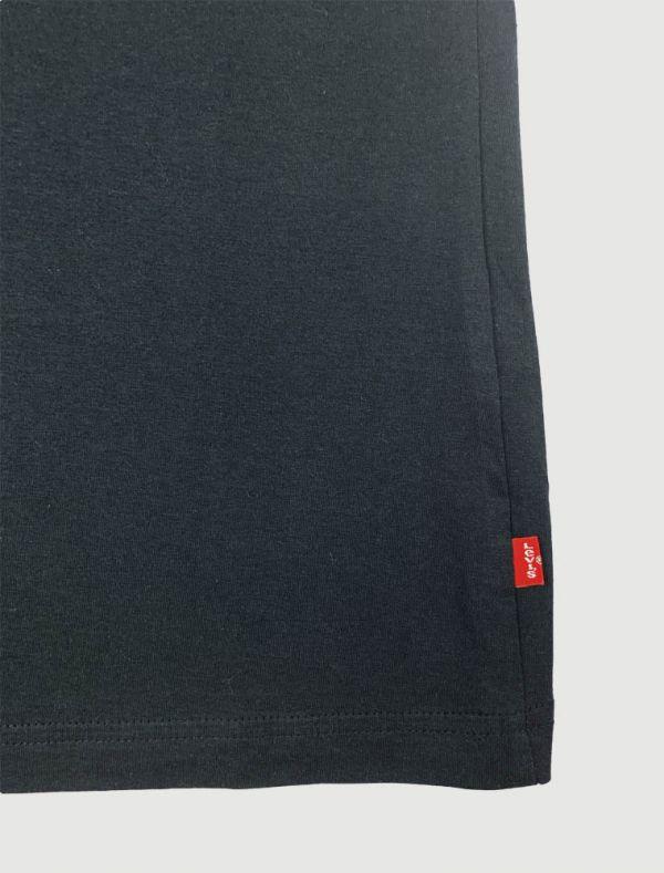 T-shirt manica corta Levi's - nero