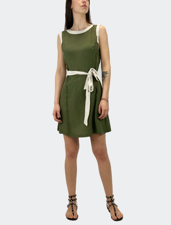 Abito Fly Girl - verde militare