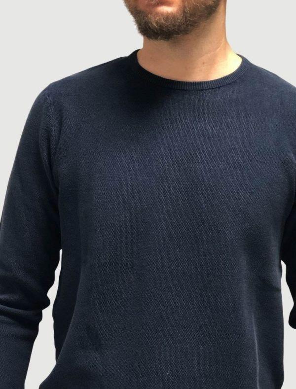 Maglia manica lunga Markup - blu