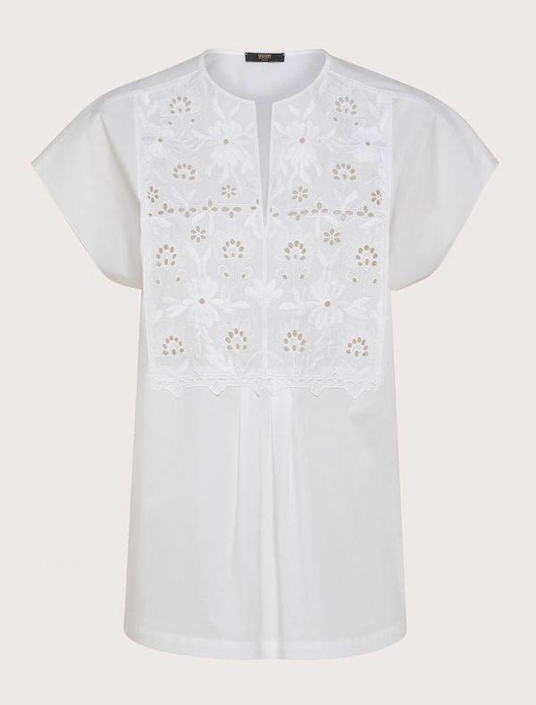 Camicia manica corta - bianco - 0