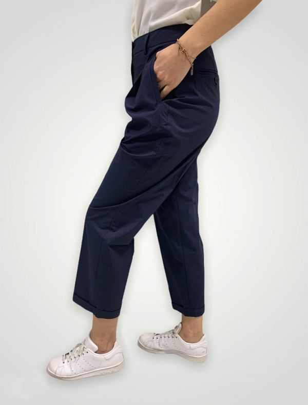 Pantalone Seventy - blu