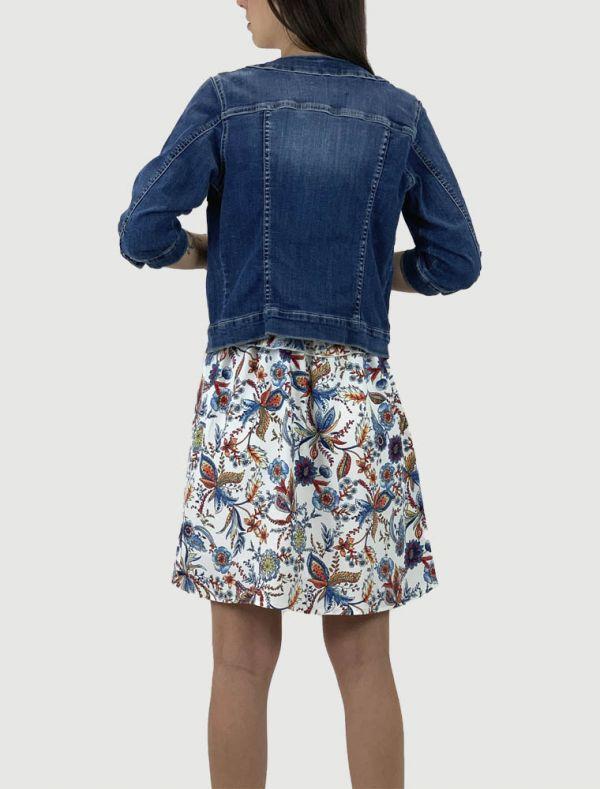 Giubbino in jeans Kliche'