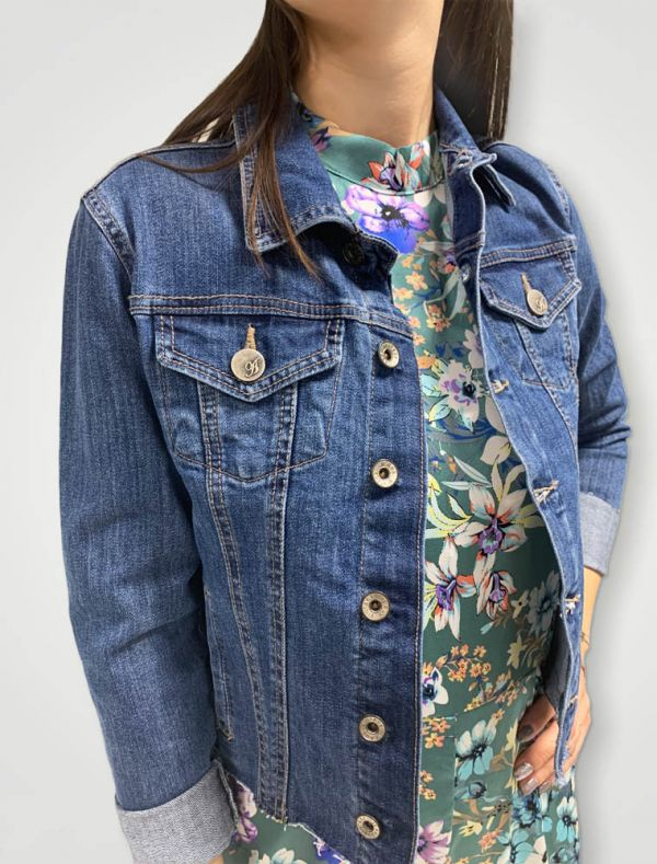 Giubbino in jeans Almanegra - jeans