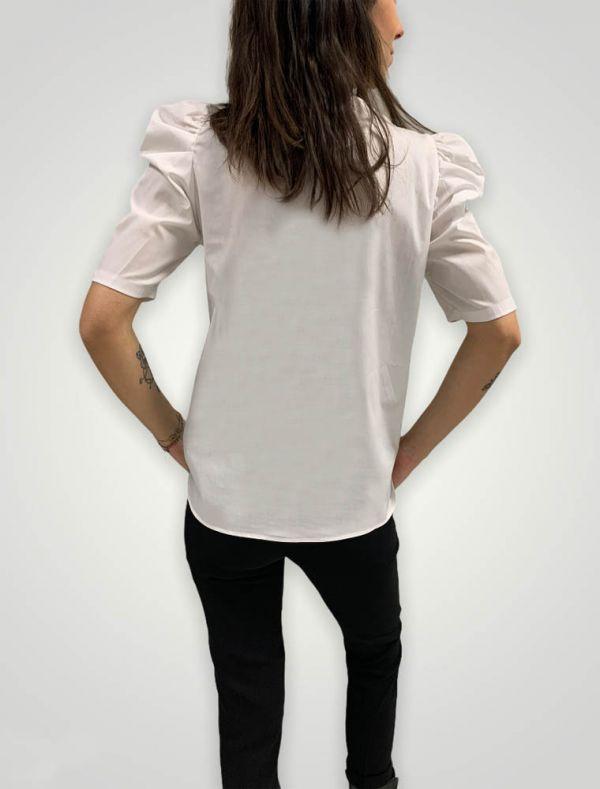 Camicia manica corta Emme - bianco
