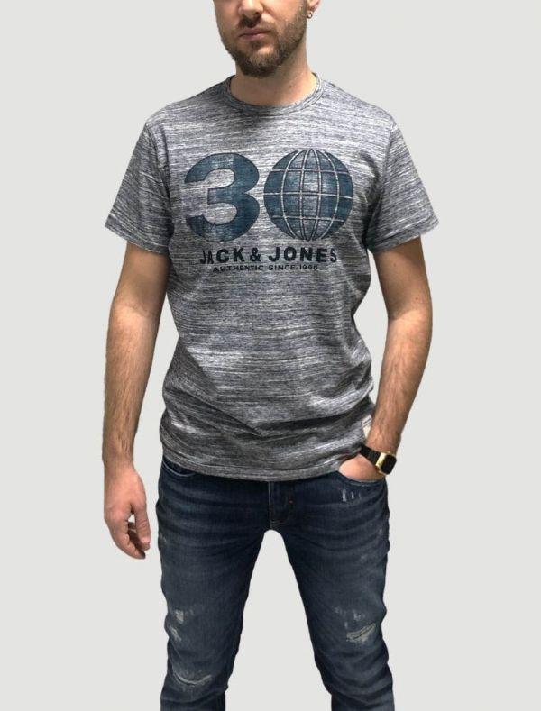 T-shirt manica corta - grey
