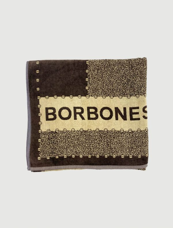 Telo mare Borbonese - marrone