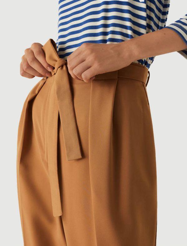 Pantalone - cammello