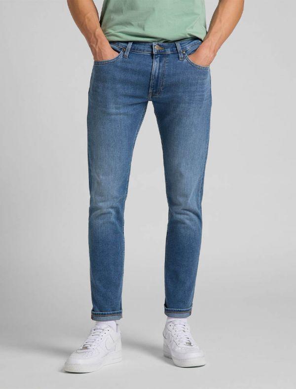 Pantalone jeans Lee - blu chiaro
