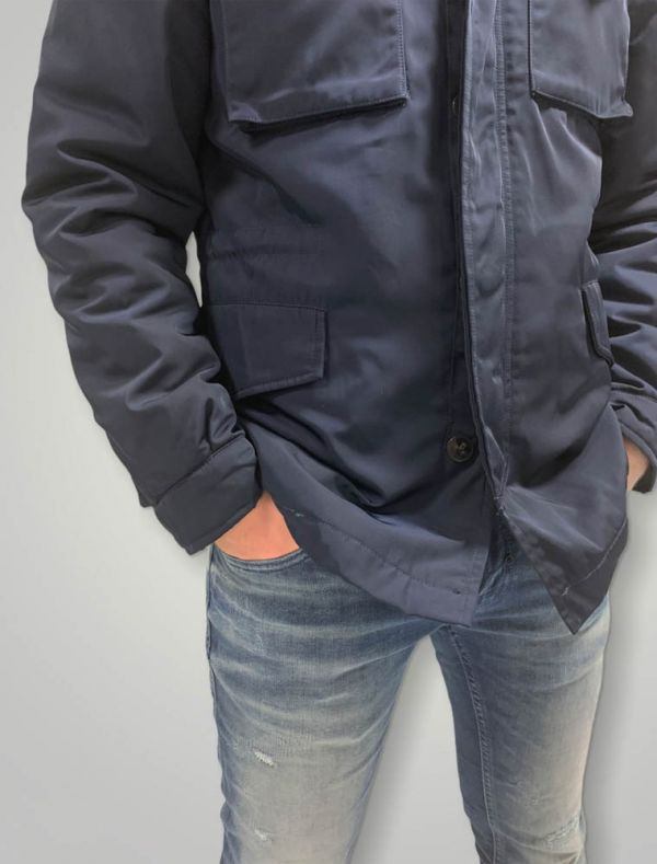 Giaccone Premier Homme - navy