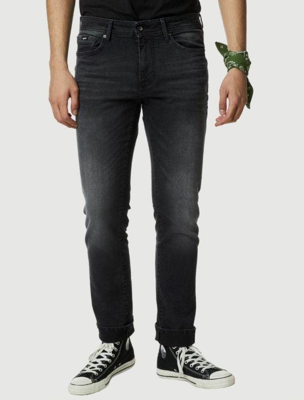 Pantalone jeans Gas - grigio scuro