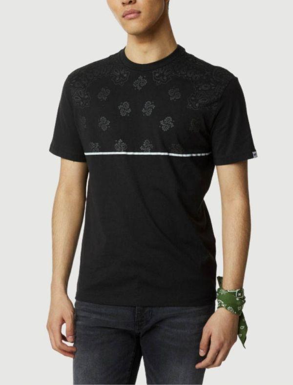 T-shirt manica corta - black