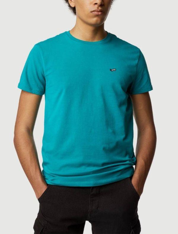 T-shirt manica corta - verde