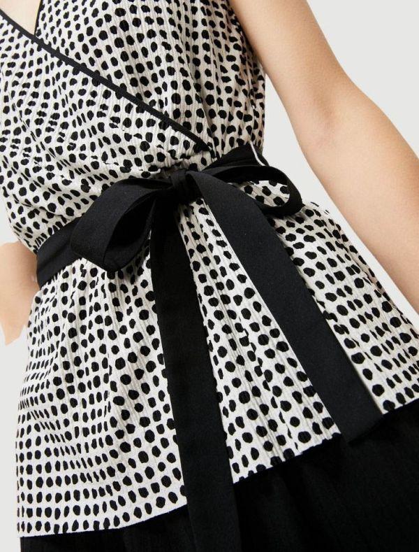 Camicia manica corta - bianco