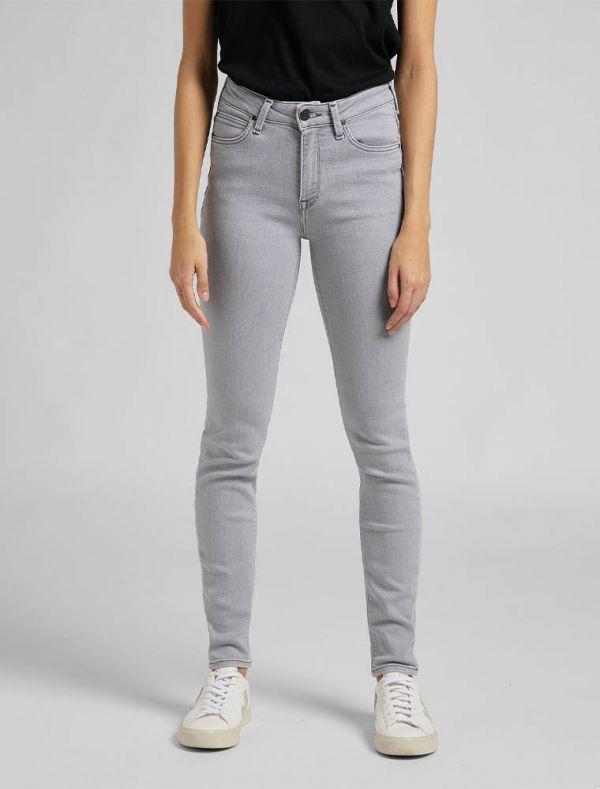 Pantalone jeans - grey
