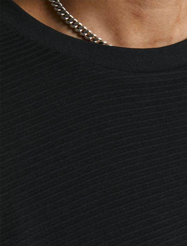 Maglia manica lunga Jack & Jones - black