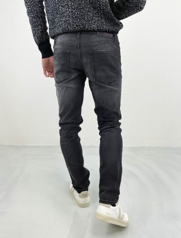 Pantalone jeans Antony Morato - nero