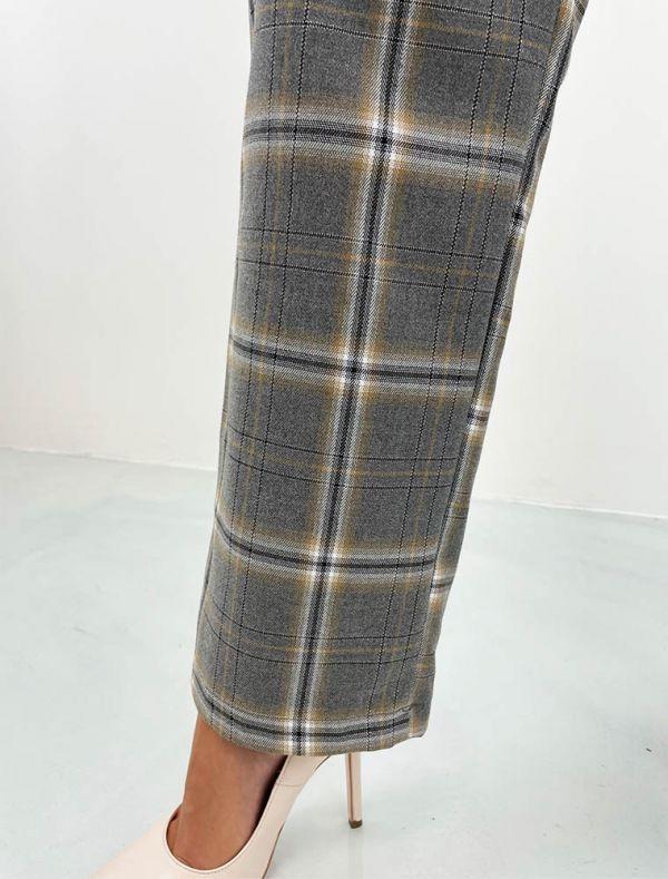 Pantalone Artigli - grigio panna